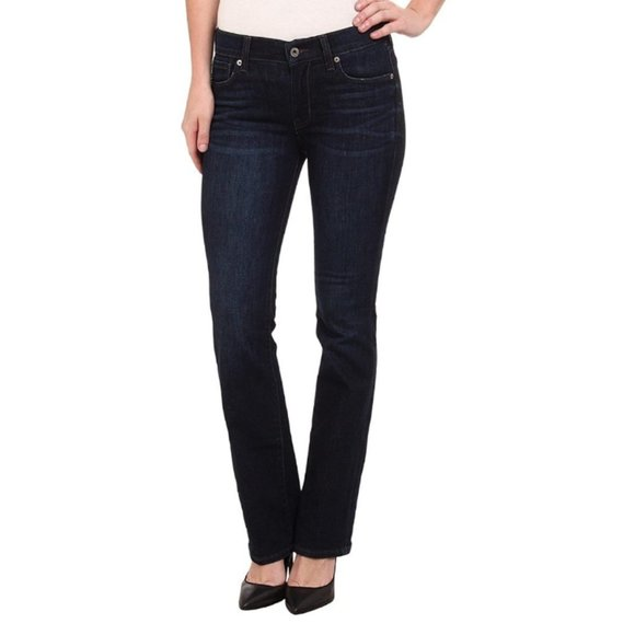 NWT Lucky Brand Mid Rise Brooke Bootcut Dark Jeans
